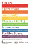 Immigrants and Refugees: Creating Safe and Positive Spaces for LGBTQ Newcomers