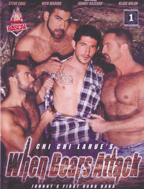 Gay bears orgy