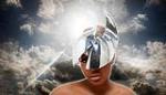 Ultra Nate - Clouds Helmet