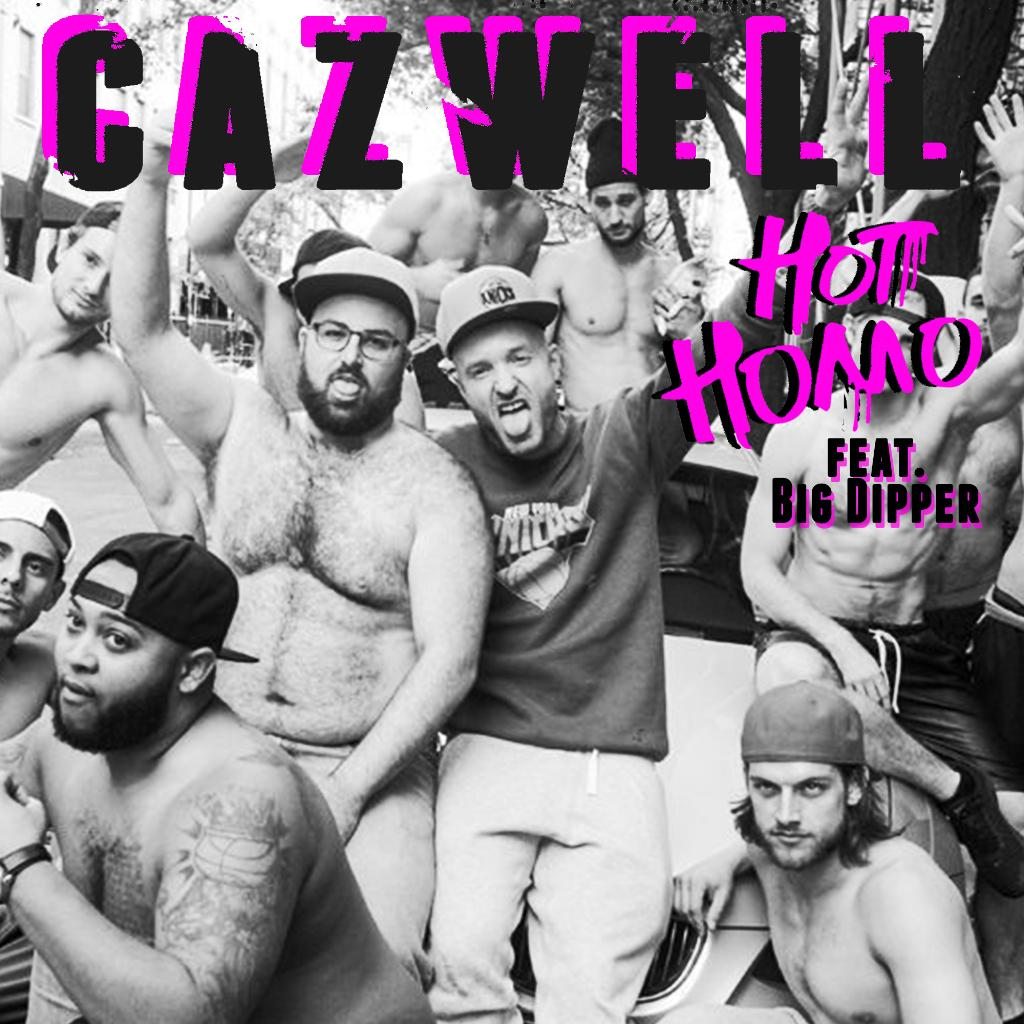"GayCalgary.com - NSFW INTERVIEW - Cazwell Is the ""Hot Homo"": The ..."