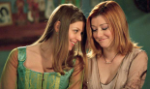 Amber Benson on Buffy, Tara and Willow