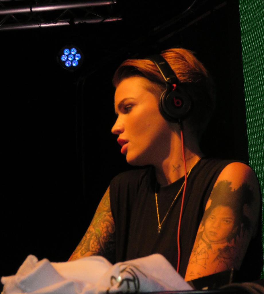 Gaycalgary The Budding Ruby Rose On Career Inspiration And