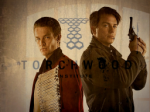 James Marsters and John Barrowman in Torchwood