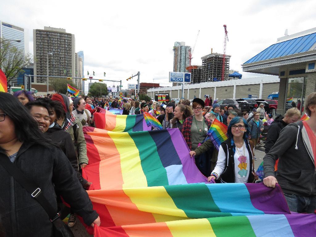 from Harvey calgary gay pride