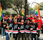 Pioneers on the Ice: Calgary 'Cs' New Era of Gay Friendly Puck Handling