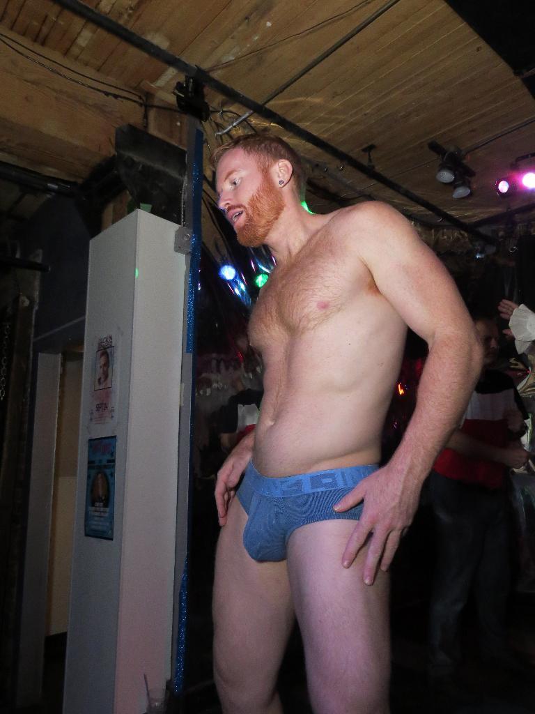Seth fornea nude
