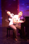 Murder for Two Hilariously Brilliant Theatre: Actors create magic in Stage West Production