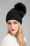 REVIEW - Kyi Kyi Fox Fur Pom Pom Beanie: Warm, luxurious winter flare