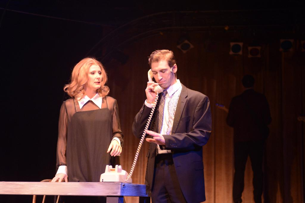 """GayCalgary com - Oh What A Night!: Stage West's """"Jersey Boys"""