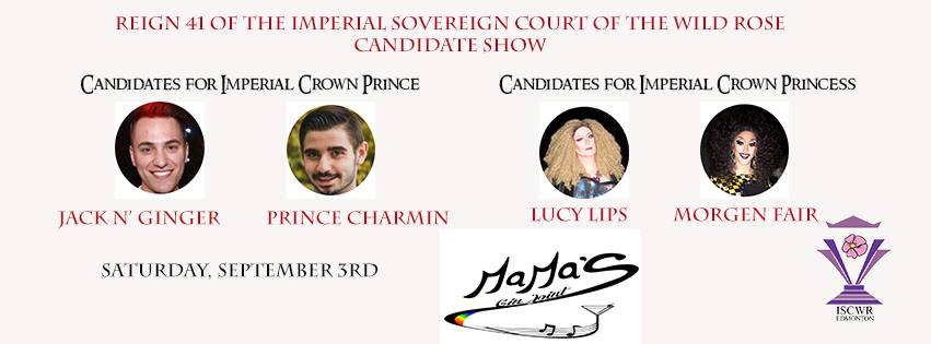 P&P Candidate Show - MGJ