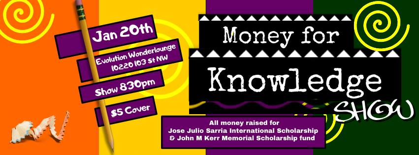 Money for Knowledge Show
