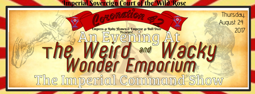 The Imperial Command Show (Edmonton, Thu Aug 24, 7:00PM)