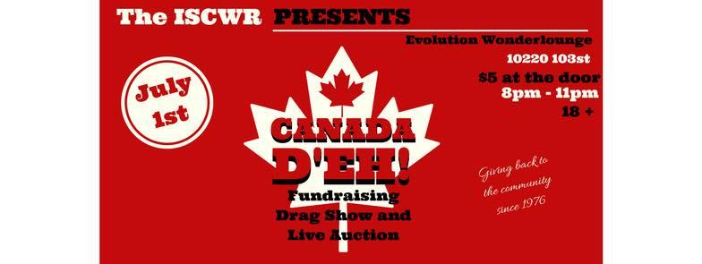 Canada D'Eh! (Edmonton, Sat Jul 1, 8:00PM)