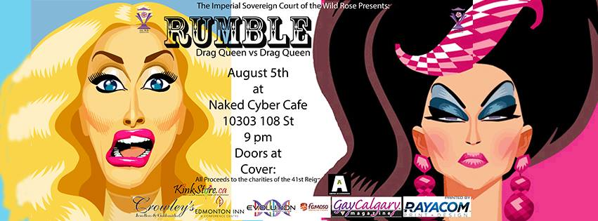 Rumble (Edmonton, Sat Aug 5, 9:00PM)