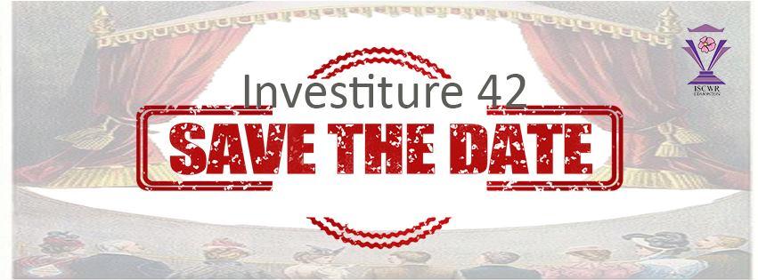 Investiture (Edmonton, Sat Sep 23, 8:00PM)