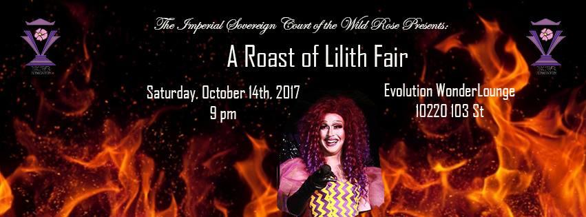 A Roast of Lilith Fair (Edmonton, Sat Oct 14, 9:00PM)