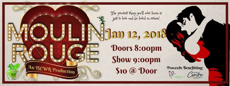 ISCWR Presents: Moulin Rouge