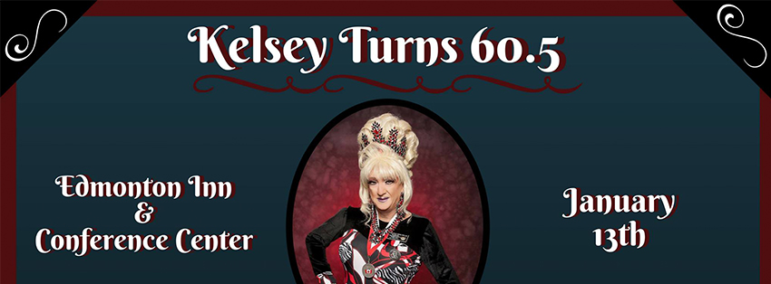 Kelsey Turns 60.5
