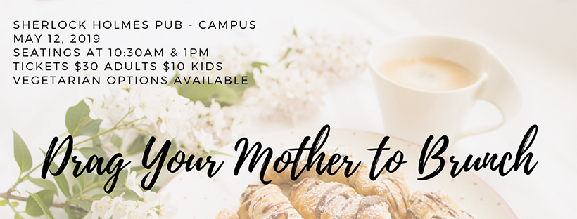 Drag Your Mother to Brunch (Edmonton, Sun May 12, 10:00AM)