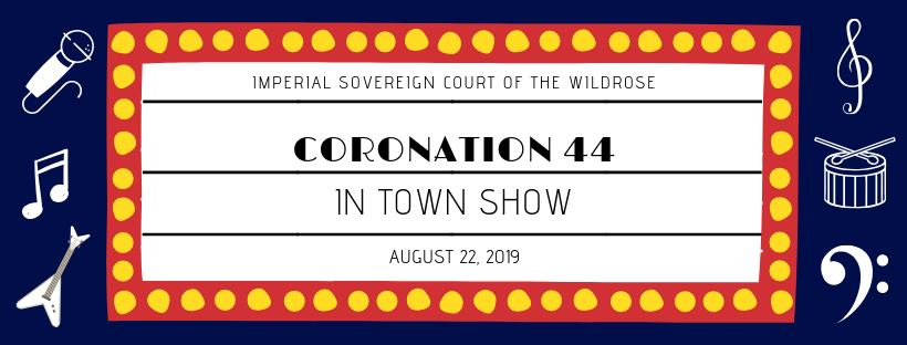Coronation 44-In Town Show (Edmonton, Thu Aug 22, 7:00PM)