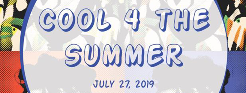 Cool 4 the Summer (Edmonton, Sat Jul 27, 8:00PM)