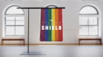 This LGBT flag has the power to stop any bullet
