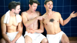NSFW - Steam Room Stories: Grey Chest Hair